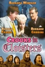 Crooks In Cloisters (1964) afişi