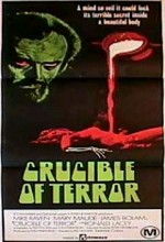 Crucible Of Terror (1971) afişi
