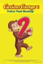 Curious George 2: Follow That Monkey! (2009) afişi