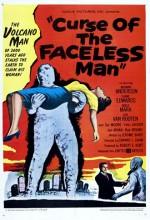 Curse Of The Faceless Man (1958) afişi