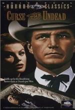 Curse Of The Undead (1959) afişi