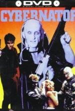 Cybernator (1991) afişi