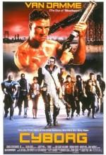 Cyborg (1989) afişi