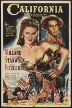 California (1947) afişi