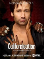 Californication Sezon 5 (2012) afişi