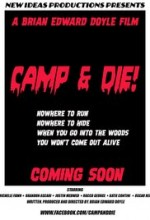 Camp and Die! (2017) afişi