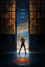 Captain Marvel (2019) afişi