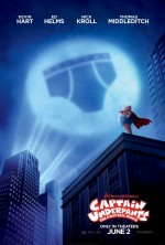 Captain Underpants (2017) afişi