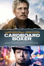 Cardboard Boxer (2016) afişi