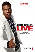 Chris Tucker Live (2015) afişi