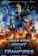 Chuck Steel: Night of the Trampires (2017) afişi