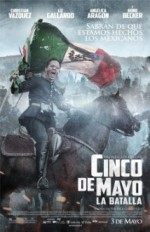 Cinco De Mayo: The Battle (2013) afişi