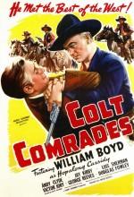 Colt Comrades (1943) afişi