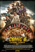 Comic 8: Casino Kings - Part 1 (2015) afişi