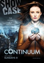 Continuum sezon 4 (2015) afişi