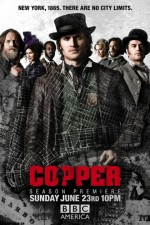 Copper (2013) afişi