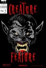 Creature Feature (2015) afişi