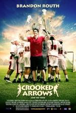 Crooked Arrows (2012) afişi