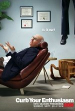 Curb Your Enthusiasm Sezon 8 (2011) afişi
