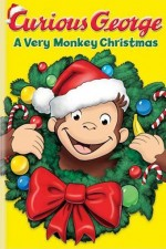 Curious George: A Very Monkey Christmas (2009) afişi