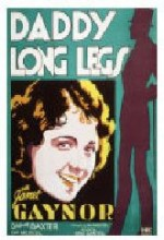 Daddy Long Legs (1931) afişi