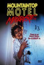 Mountaintop Motel Massacre (1986) afişi