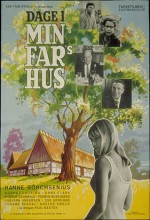 Dage I Min Fars Hus (1968) afişi