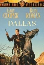 Dallas (ıı) (1950) afişi