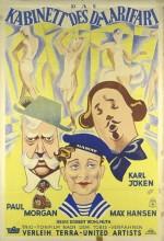 Das Kabinett Des Dr. Larifari (1930) afişi