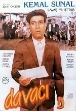 Davacı (1986) afişi