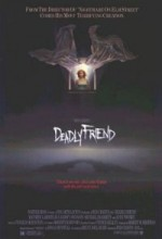 Deadly Friend (1986) afişi