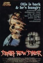 Death Row Diner (1988) afişi