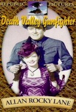 Death Valley Gunfighter (1949) afişi