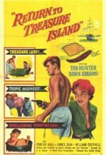 Define Adası'na Dönüş (1954) afişi