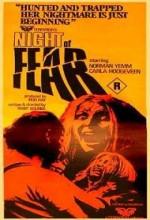 Dehşet Gecesi (ı) (1972) afişi