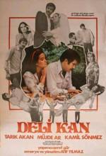 Deli Kan (1981) afişi