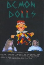 Demon Dolls (1993) afişi