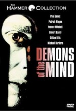 Demons Of The Mind (1972) afişi