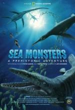 Deniz Canavarları 3d (2007) afişi