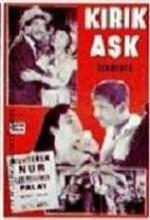 Derbeder (kırık Aşk) (1961) afişi