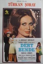Dert Bende (1973) afişi