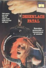 Desenlace Fatal (1987) afişi