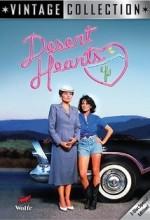 Desert Hearts (1985) afişi