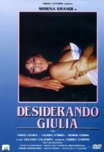 Desiderando Giulia (1989) afişi