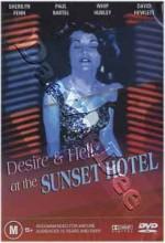 Desire and Hell at Sunset Motel (1991) afişi