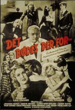 Det Bødes Der For (1944) afişi