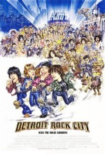 Detroit Rock City (1999) afişi
