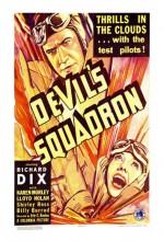 Devil's Squadron (1936) afişi