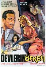 Devlerin Öfkesi (1960) afişi