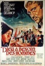 Dieu A Besoin Des Hommes (1950) afişi